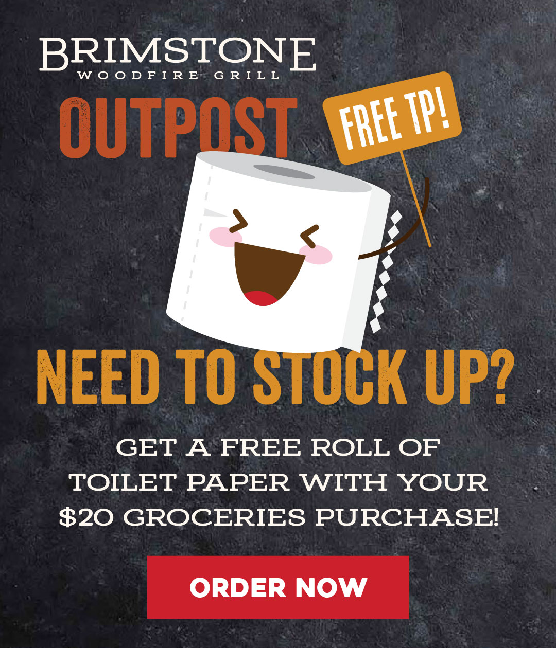 Brimstone Outpost Social